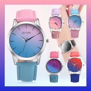 Accessories - Retro Fashion Analog womens analog watch